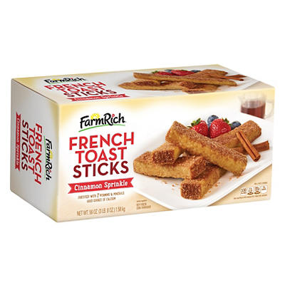 Farm Rich French Toast Sticks, 3.5 lbs.
