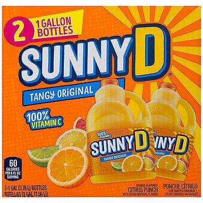 Sunny Delight, 2 ct./128 oz.