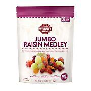 Wellsley Farms Gourmet Raisin Medley, 2 lbs.