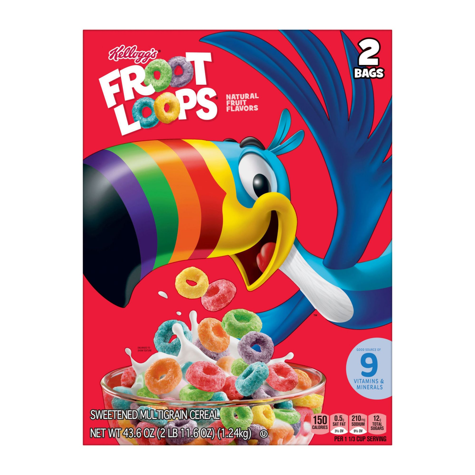 Kellogg's Froot Loops - BJs WholeSale Club