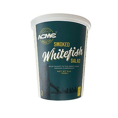 Acme Smoked Whitefish Salad, 32 oz.