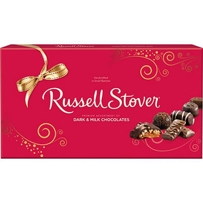 Russell Stover Premium Boxed Chocolate, 32 oz.