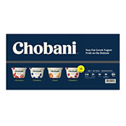 Chobani Greek Yogurt Berry Variety Pack, 16 ct./5.3 oz.