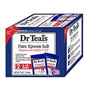Dr. Teal's Pure Epsom Salt, 2 pk./6 lbs.