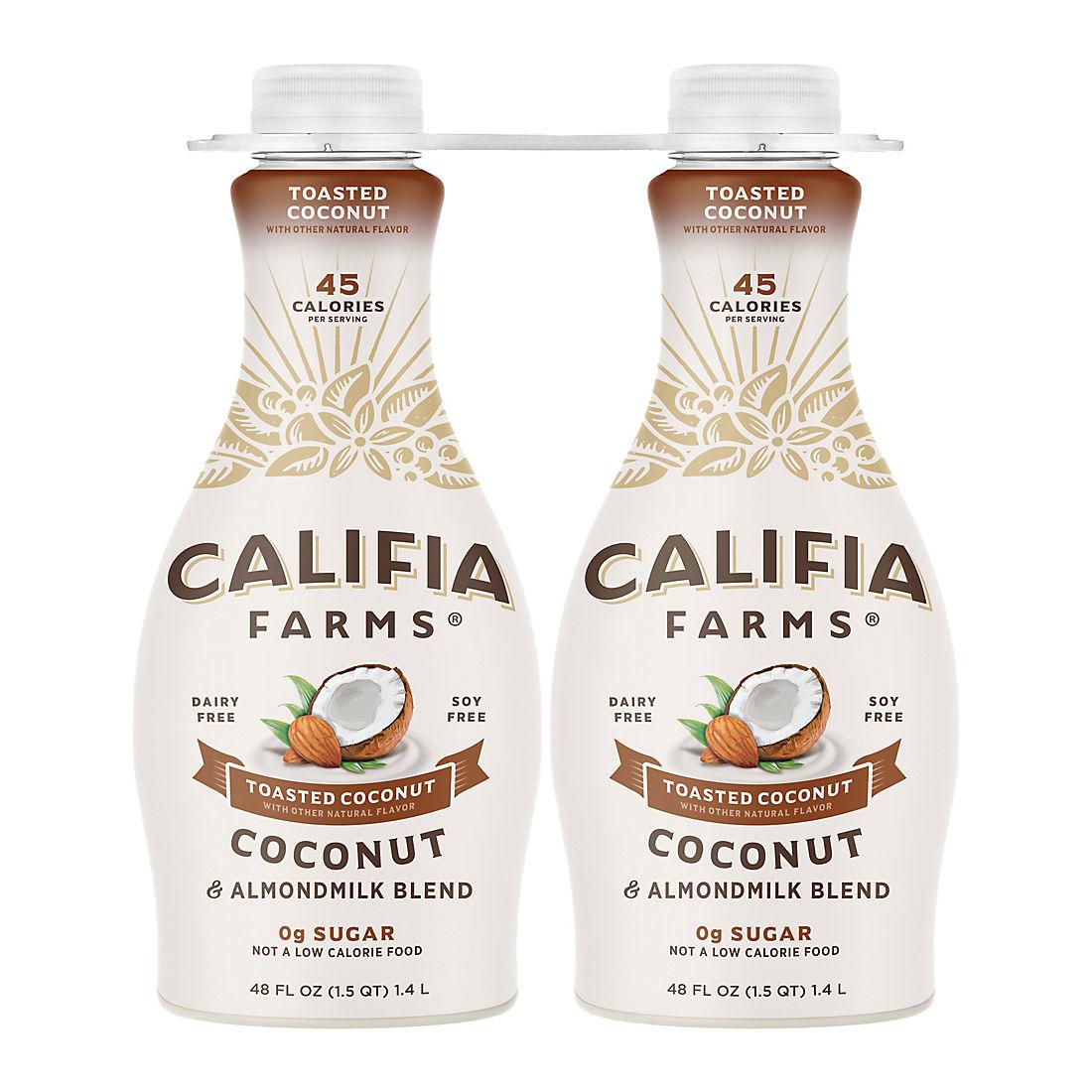 Califia Farms Toasted Coconut Almond