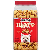 Milk-Bone MaroSnacks Small Dog Snacks, 50 oz.