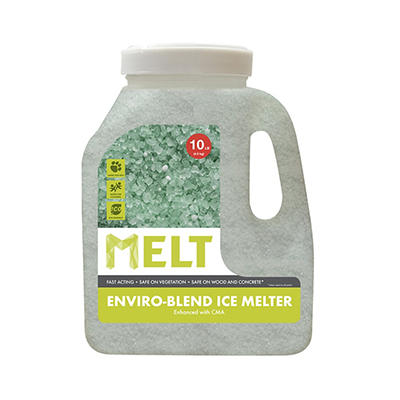 Snow Joe Enviro-Blend Ice Melt, 10 Lb. Jug, 4-Pk.