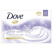 Dove Winter Care Beauty Bars, 16 ct.