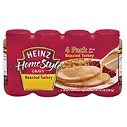 Heinz Turkey Gravy, 4 pk./18 oz.
