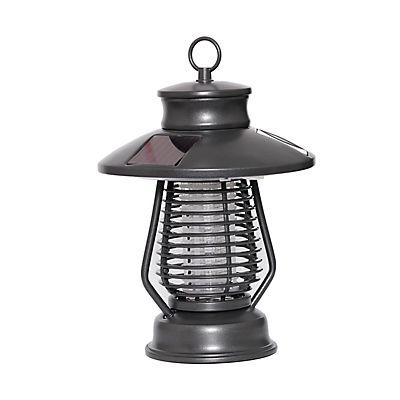 Bug Wacker Solar Zapper Lantern