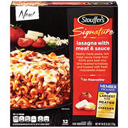 Stouffer's Signature Meat Lasagna