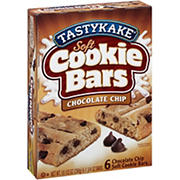 Tastykake Chocolate Chip Bars