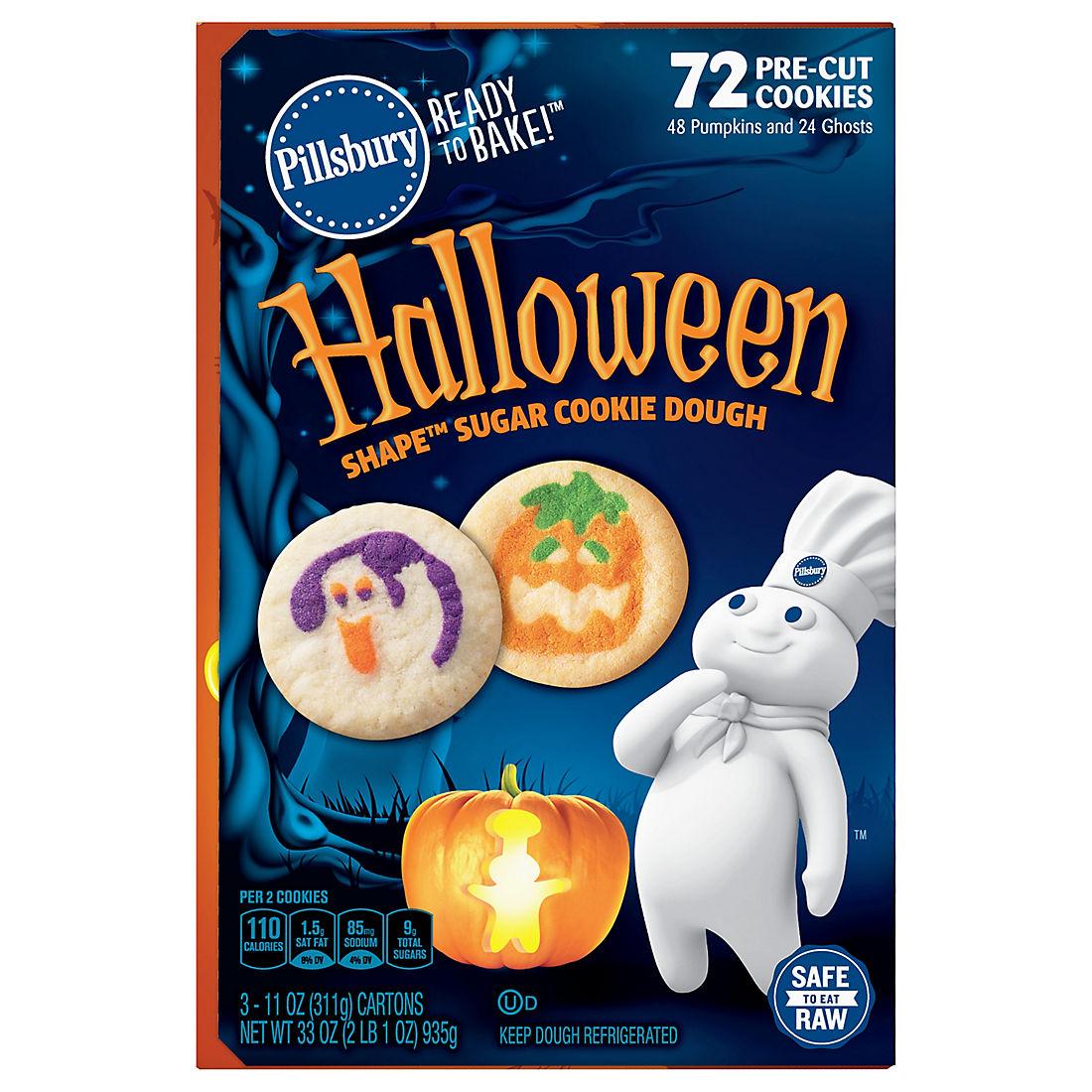 Pillsbury Halloween Cookies, 3 ct./11