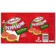 Hormel Turkey Pepperoni, 2 pk./8 oz.