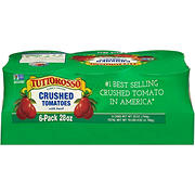 Tuttorosso 100 Percent Natural Crushed Tomatoes, 6 pk./28 oz.