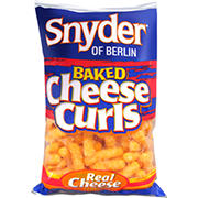 Snyder of Berlin Cheese Curls, 18 oz.