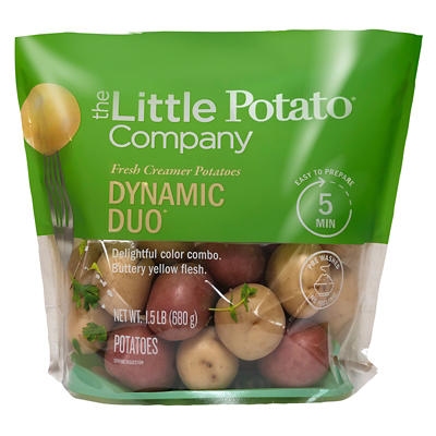 Little Potato Dynamic Duo Potatoes, 3 lbs.