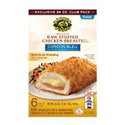 Barber Foods Cordon Bleu Stuffed Chicken, 36 oz.