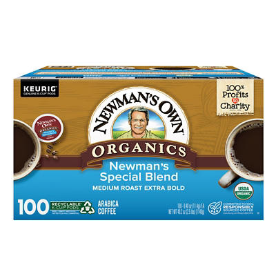 Newman's Own Organics Newman's Special Blend Medium Roast Coffee Keuri