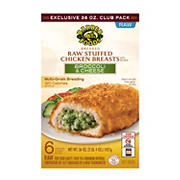 Barber Foods Broccoli & Cheese Stuffed Chicken, 36 oz.