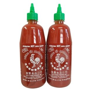 Huy Fong Foods Sriracha Sauce 2 Pk 28 Oz Bjs Wholesale Club
