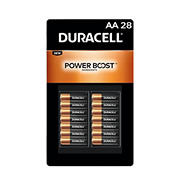 Duracell CopperTop AA Batteries, 28 ct.