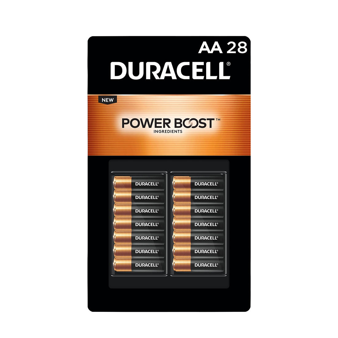 photograph relating to Duracell Battery Coupons Printable known as Duracell CopperTop AA Batteries, 28 ct.
