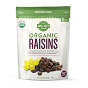 Wellsley Farms Organic Raisins, 2 lbs.