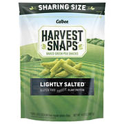 Harvest Snaps Lightly Salted Green Pea Crisps, 14 oz.