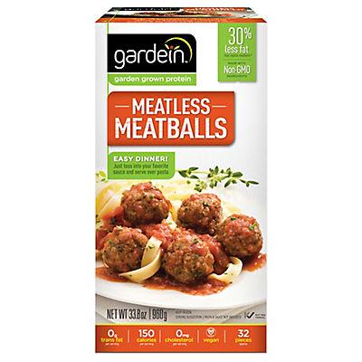Gardein Meatless Meatballs, 32 ct.