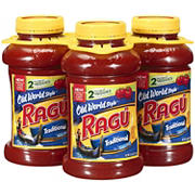 Ragu Traditional Spaghetti Sauce, 3 ct./45 oz.