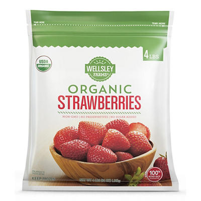 Organic Frozen Fruits And Vegetables