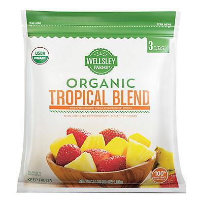 Wellsley Farms Organic Tropical Blend, 3 lbs.