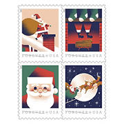 USPS Forever Postage Stamps, 2 pk./20 ct. - Holiday