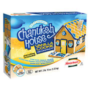 Manischewitz Do-it-Yourself Chanukah Cookie House and Decorating Kit