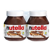 Nutella Hazelnut Spread, 2 pk./26.5 oz.
