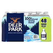 Deer Park 100% Natural Spring Water, 48 pk./8 oz.