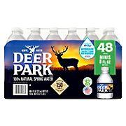 Deer Park 100% Natural Spring Water, 48 pk./8 oz.