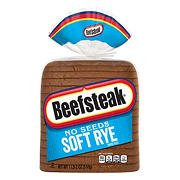 Beefsteak Seedless Soft Rye Bread, 18 oz.