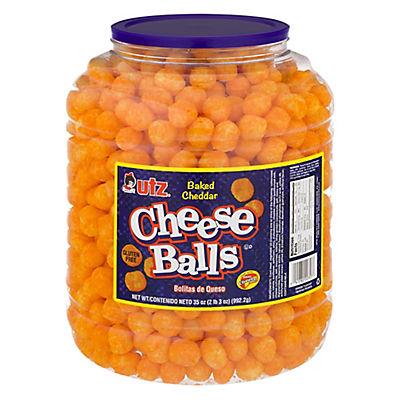 UTZ Cheese Balls, 35 oz.