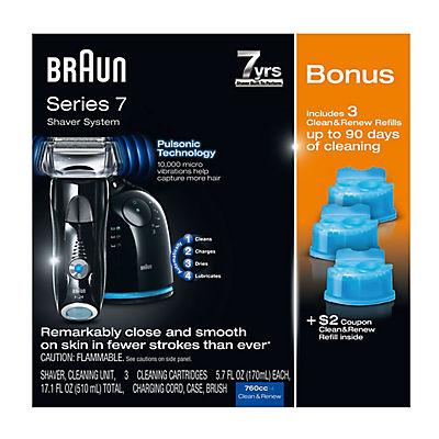 Braun Series 7 Shaver System