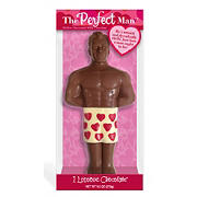 The Perfect Man Decorated Chocolate