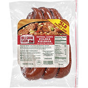 Hillshire Farm Polska Kielbasa Smoked Sausage Family Pack, 48 oz.