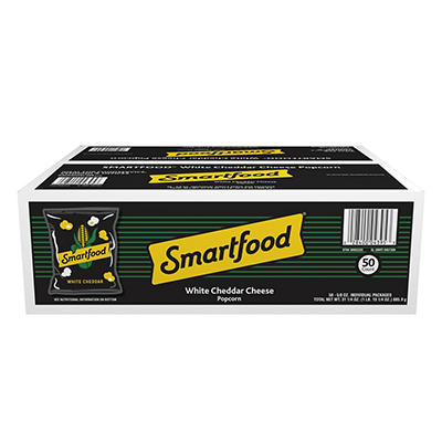 Smartfood Popcorn, 50 ct.