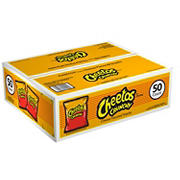 Cheetos Crunchy Cheese Flavored Snacks, 50 pk./1 oz.