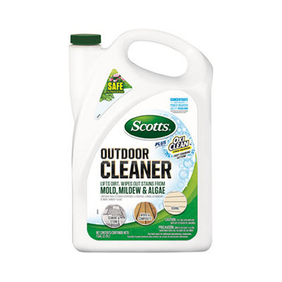 Scotts 2-Gal. Outdoor Cleaner with OxiClean