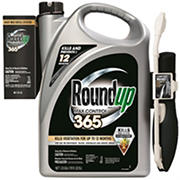 Roundup Max 365 Weed Killer, 1.33 gal. with Bonus Concentrate Refill, 8 fl. oz.