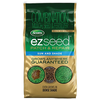 Scotts EZ Seed Patch and Repair Sun and Shade Seed, 20 lbs.