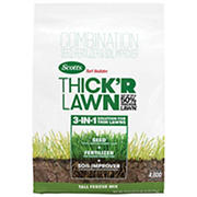 Scotts Turf Builder Grass Seed Tall Fescue Mix, 20 lbs.
