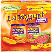 La Yogurt Sabor Latino, 12 pk./6 oz.